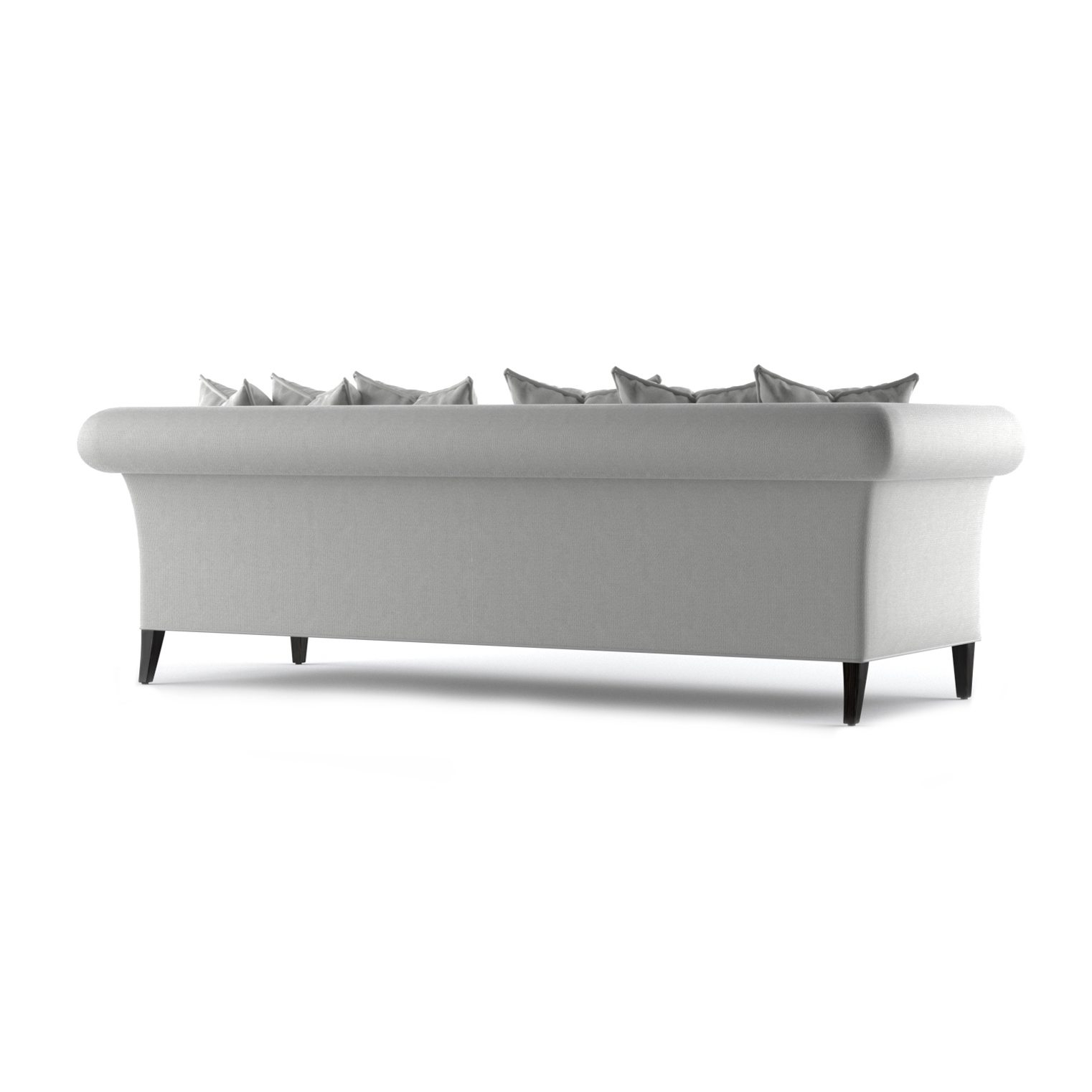 Baker Three and a Half Seater Sofa by Bonham & Bonham 08