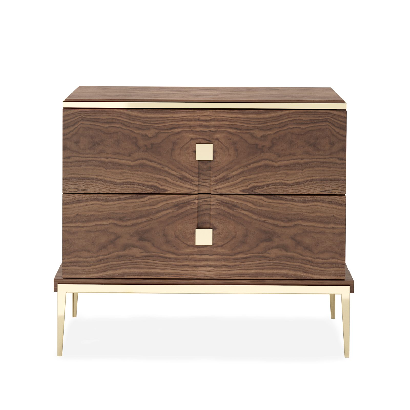 Berlin Bedside Table by Bonham & Bonham