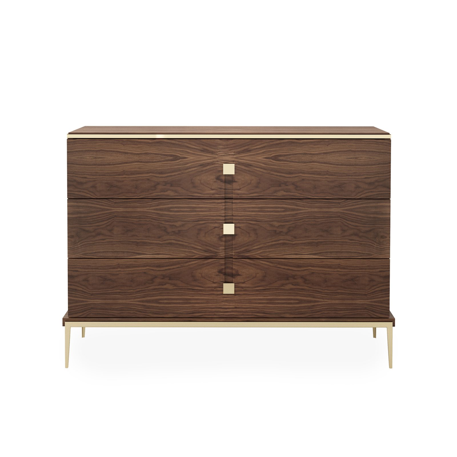 Berlin Chest of Three Drawers by Bonham & Bonham