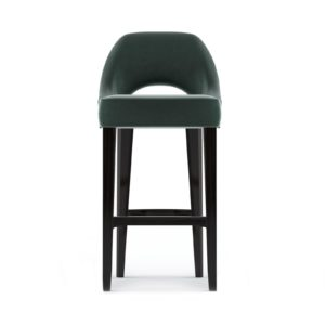 Campbell Bar Stool by Bonham & Bonham