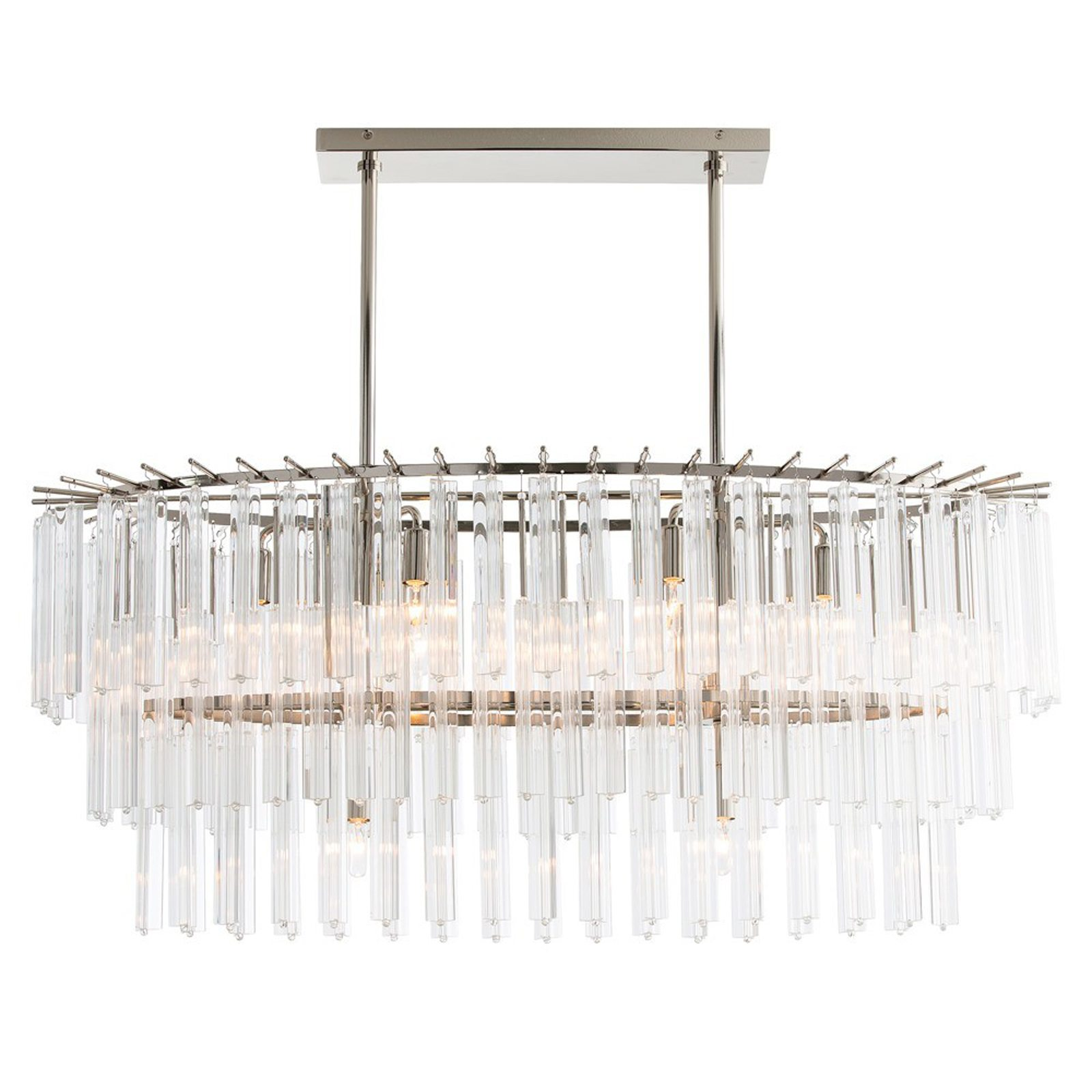 Carraway Chandelier by Bonham & Bonham