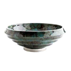 Deco Bowl by Bonham & Bonham