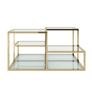 Edie Coffee Table by Bonham & Bonham