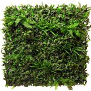 Forest Green Wall by Bonham & Bonham
