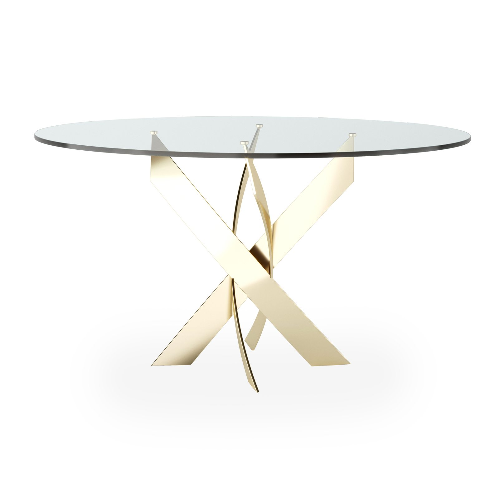 Helix-Dining-Table-Round-Brass-by-Bonham-&-Bonham-01