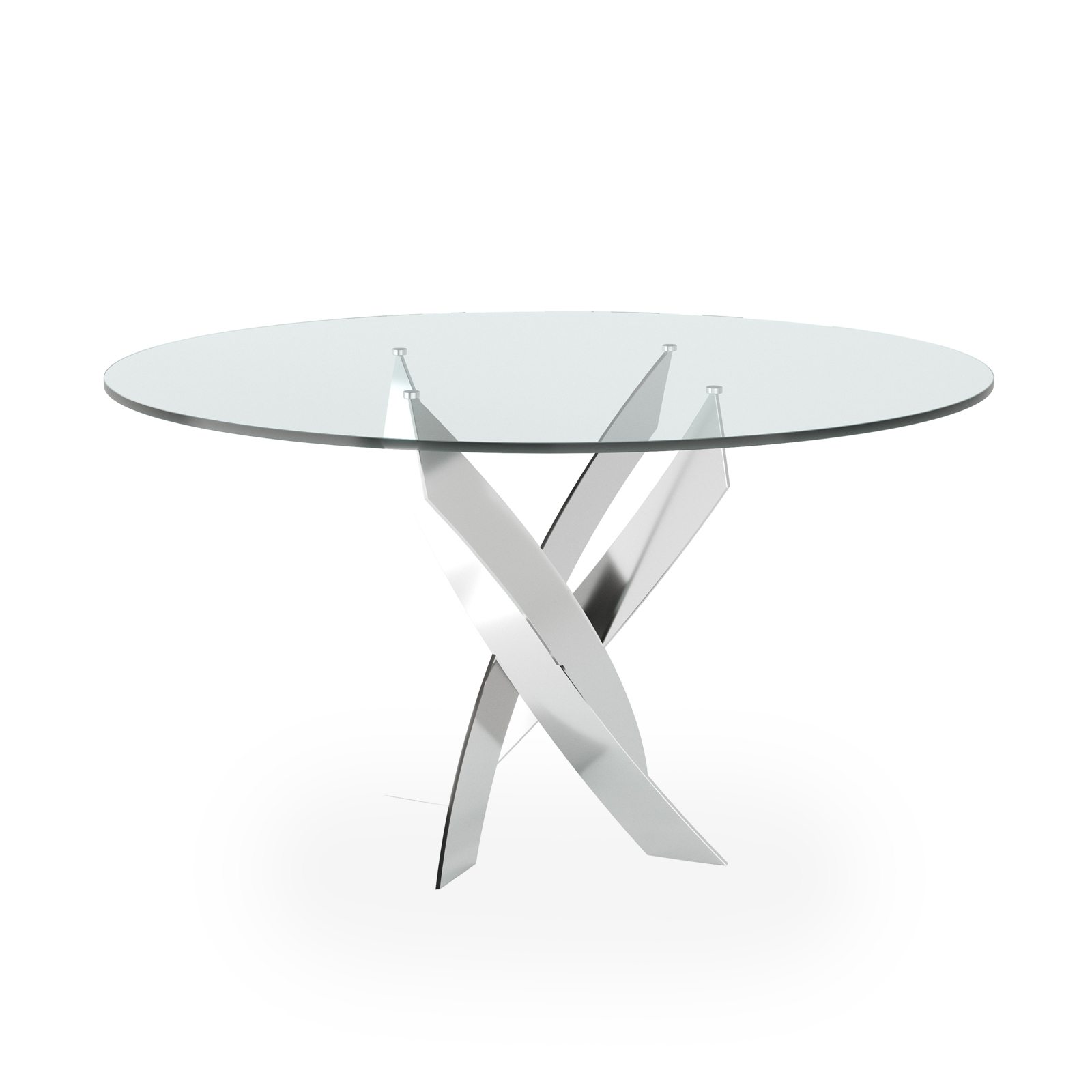 Helix-Dining-Table-Round-Chrome-by-Bonham-&-Bonham-02
