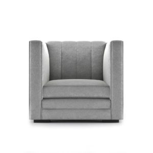 Laine Lounge Chair by Bonham & Bonham