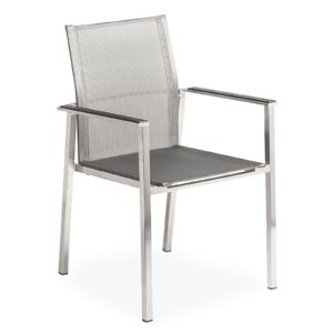 Livorno Outdoor Dining Chair by Bonham & Bonham