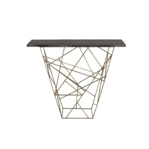 Oblique Console Table by Bonham & Bonham