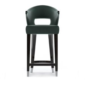 Pelham Bar Stool by Bonham & Bonham