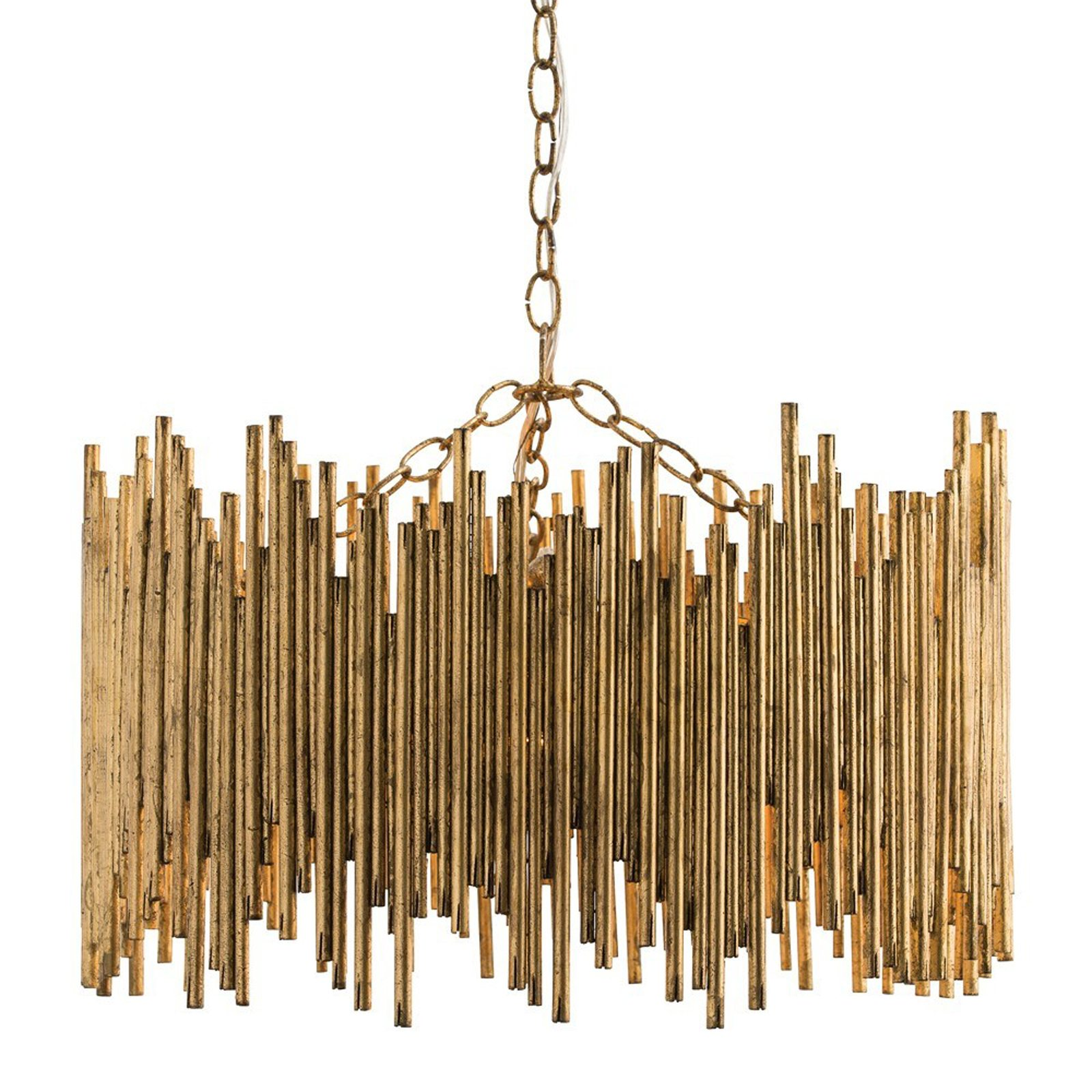 Reed Pendant Light by Bonham & Bonham