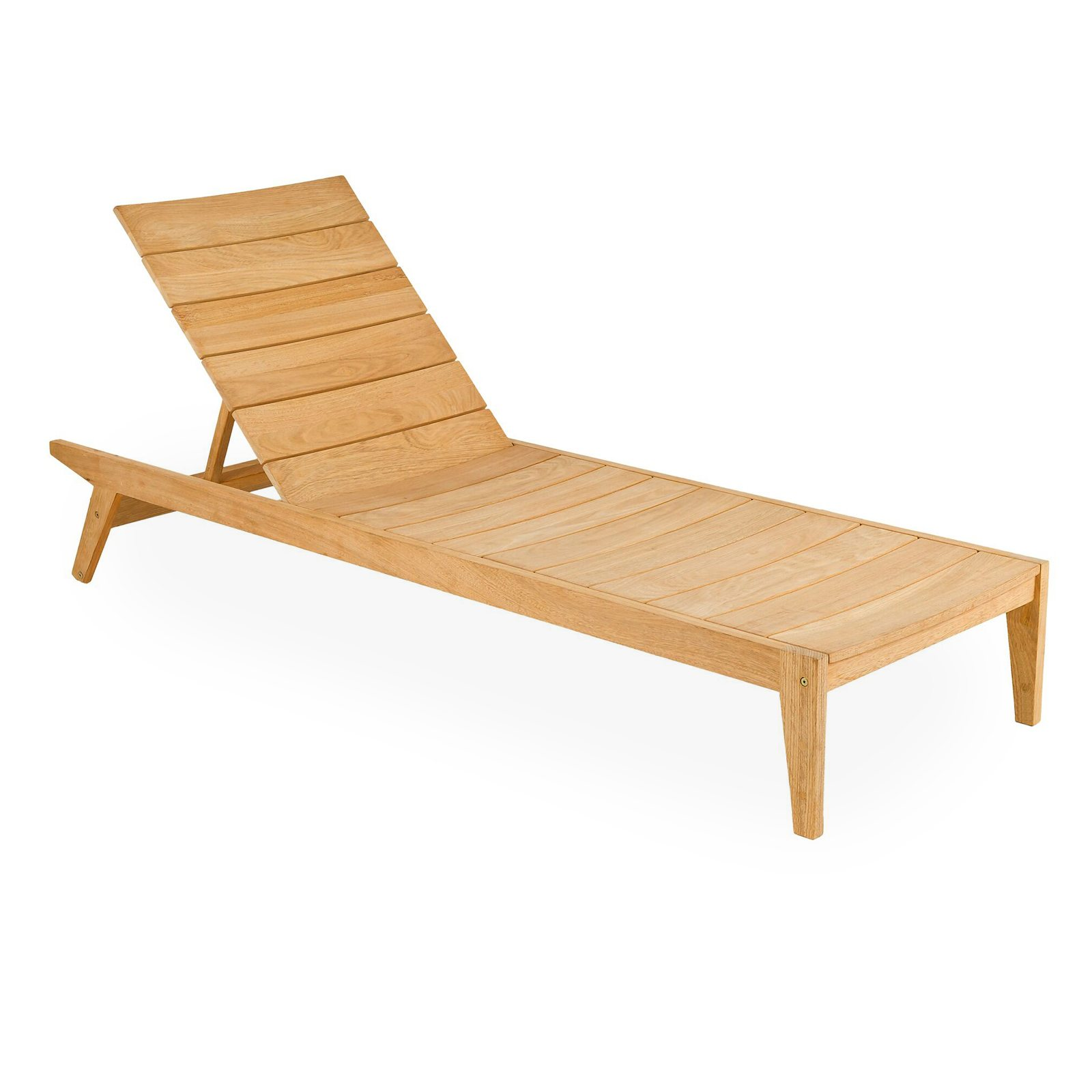 Roca Outdoor Sun Lounger by Bonham & Bonham