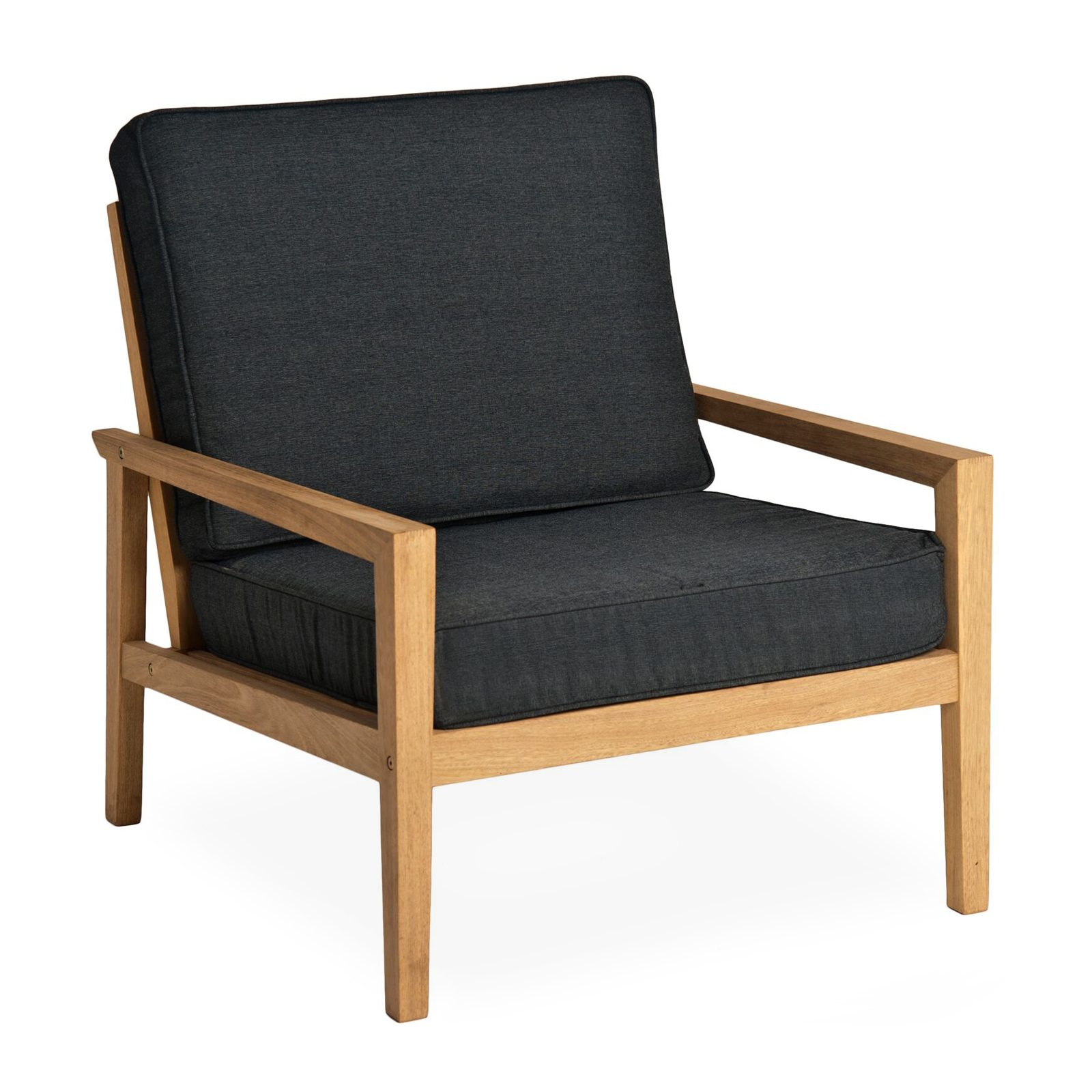 Roca Outdoor Lounge Chair by Bonham & Bonham