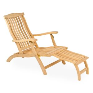 Savona Outdoor Sun Lounger by Bonham & Bonham
