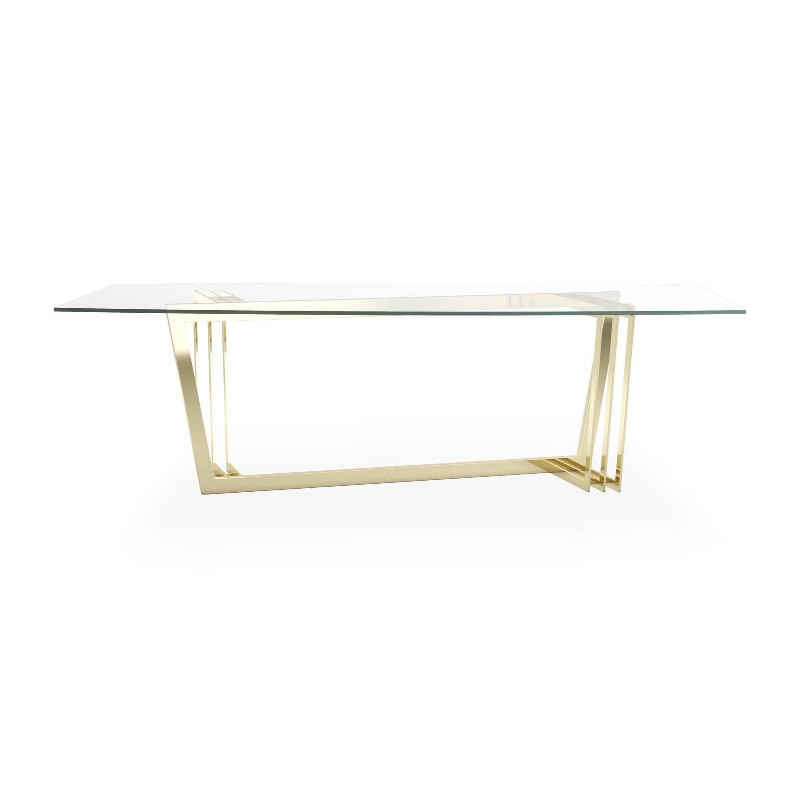 Tribe Dining Table by Bonham & Bonham