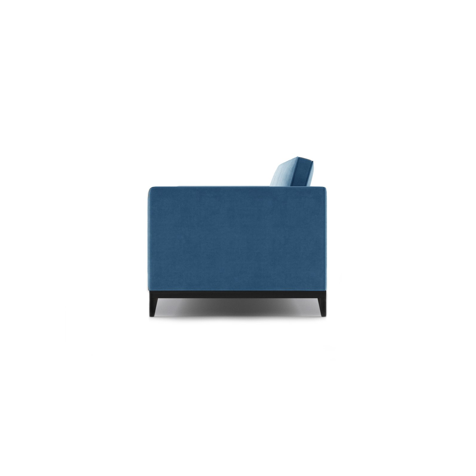 Armstrong Three and a Half Seater Sofa by Bonham & Bonham Blue 04