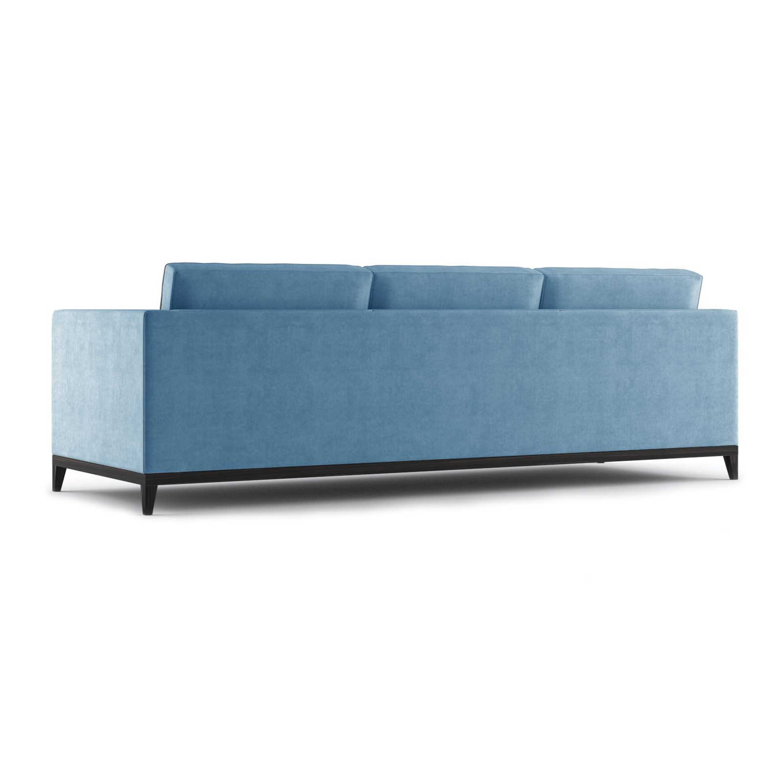 Armstrong Three and a Half Seater Sofa by Bonham & Bonham Blue 06