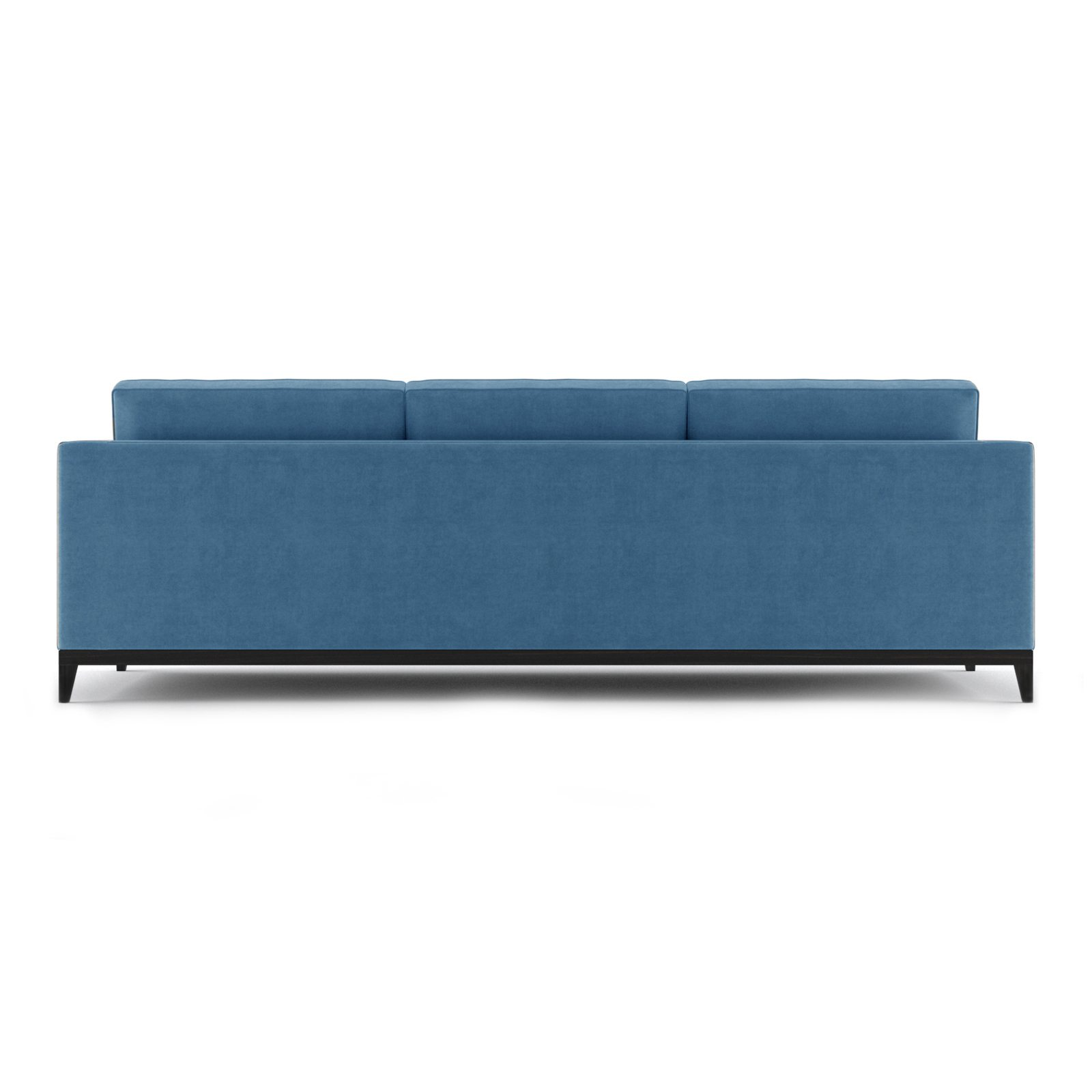 Armstrong Three and a Half Seater Sofa by Bonham & Bonham Blue 07