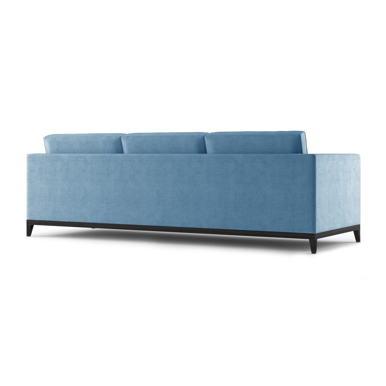 Armstrong Three and a Half Seater Sofa by Bonham & Bonham Blue 08