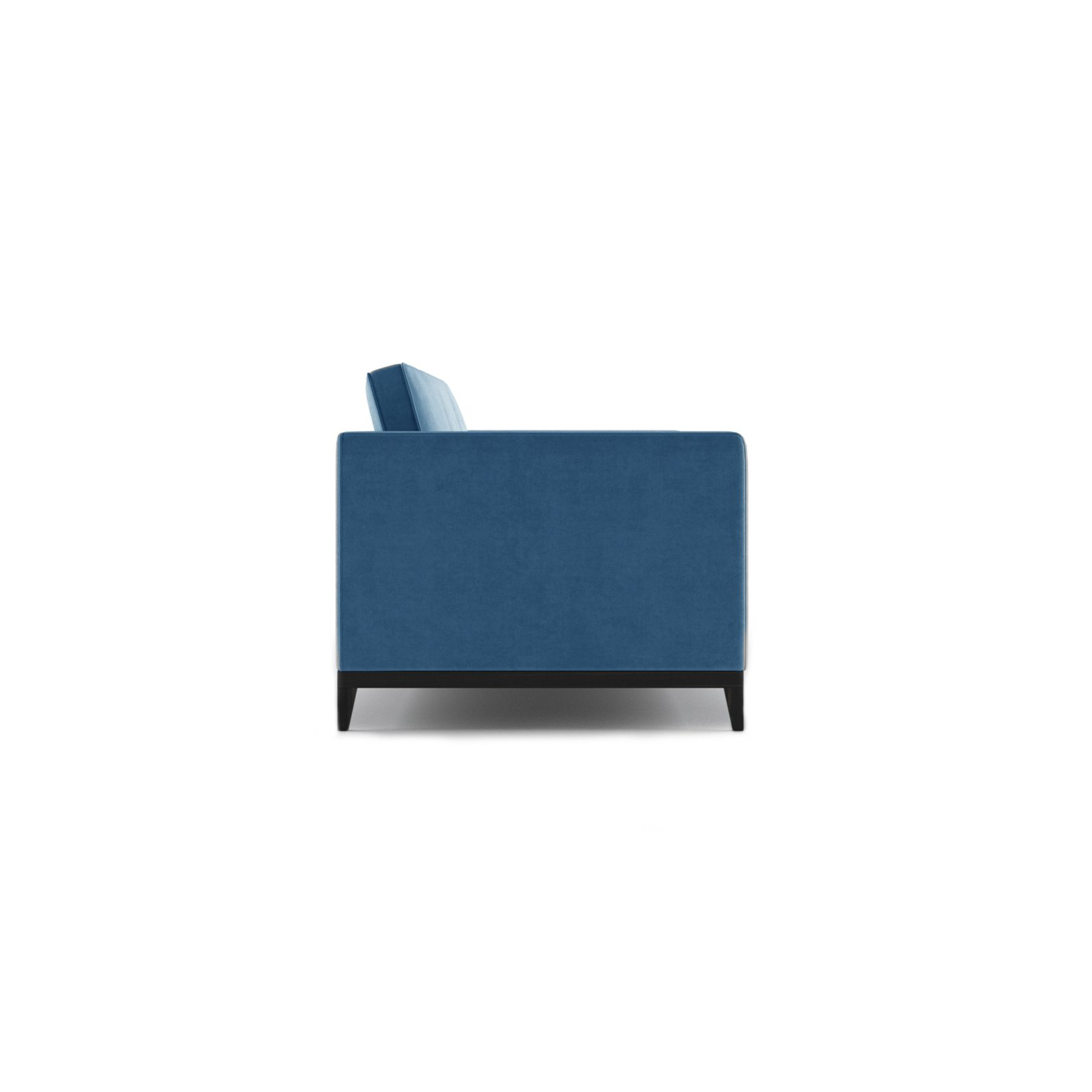 Armstrong Three and a Half Seater Sofa by Bonham & Bonham Blue 10
