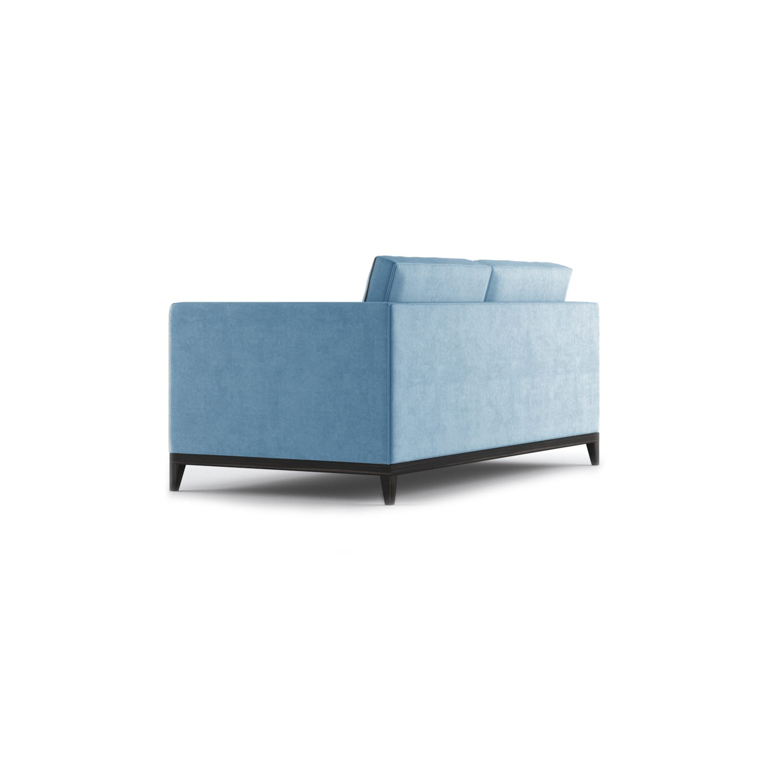 Armstrong Two Seater Sofa by Bonham & Bonham Blue 05