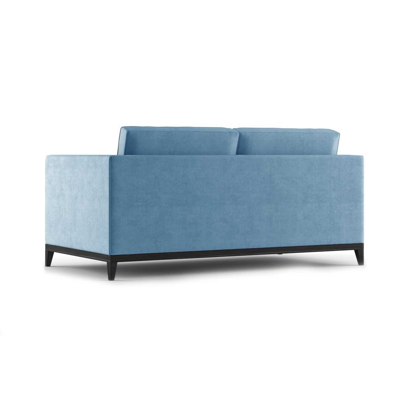 Armstrong Two Seater Sofa by Bonham & Bonham Blue 06
