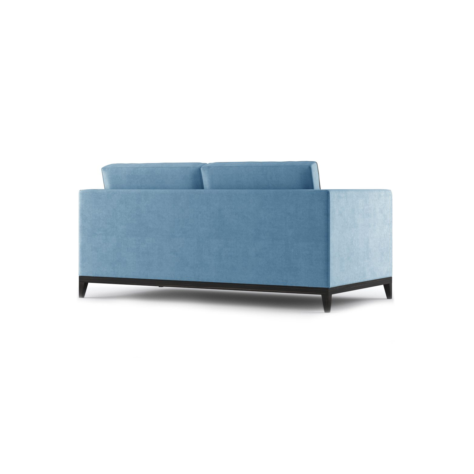 Armstrong Two Seater Sofa by Bonham & Bonham Blue 08