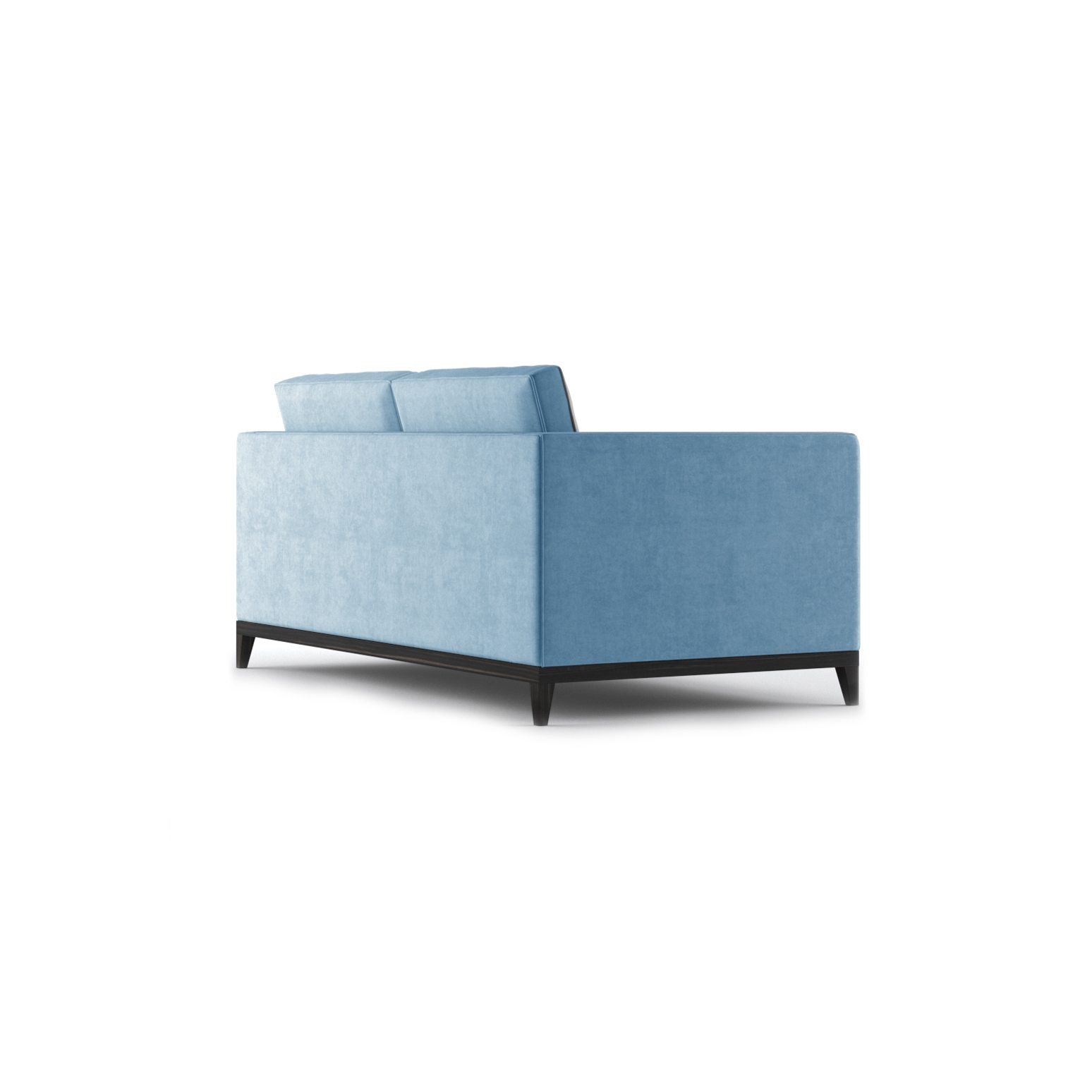 Armstrong Two Seater Sofa by Bonham & Bonham Blue 09
