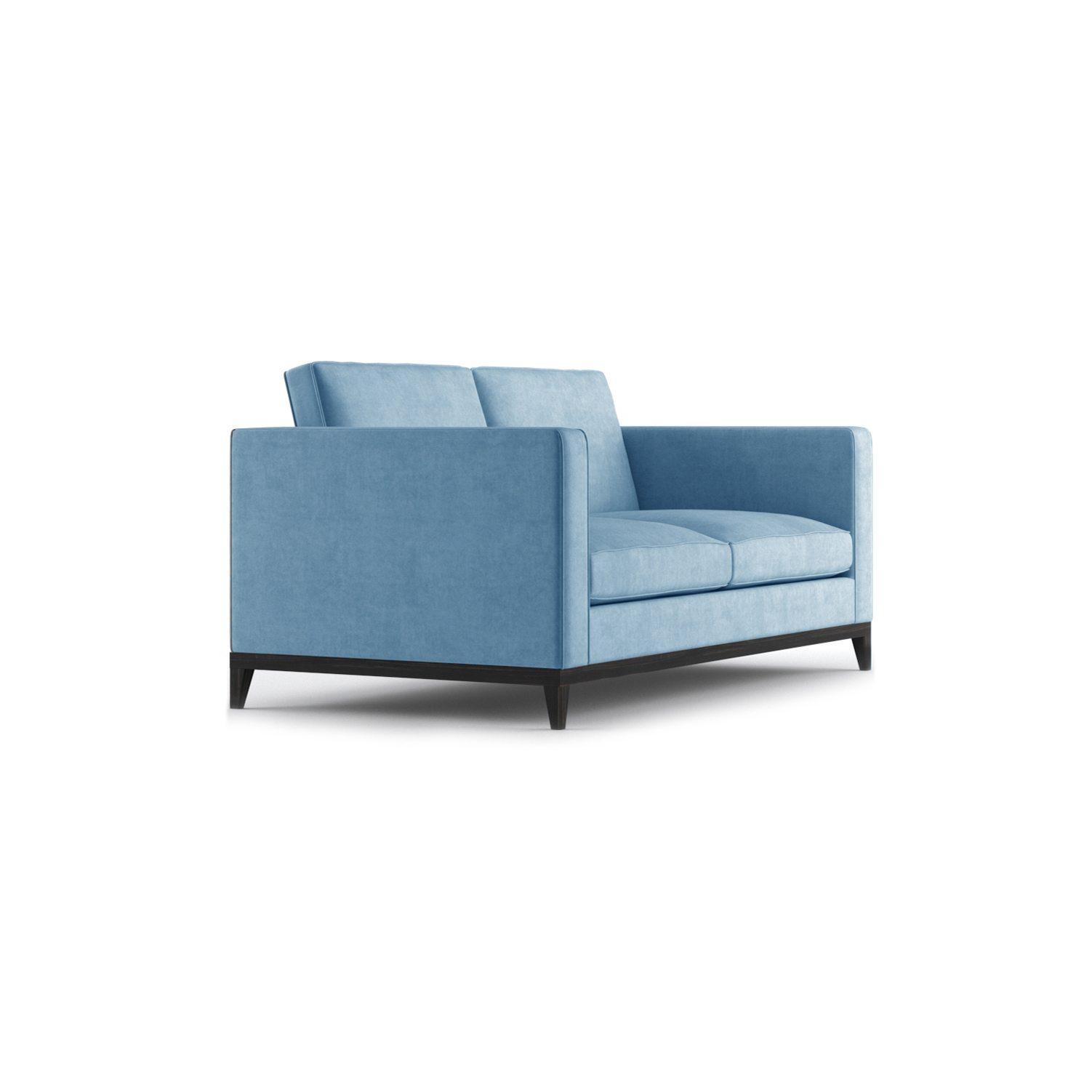 Armstrong Two Seater Sofa by Bonham & Bonham Blue 11