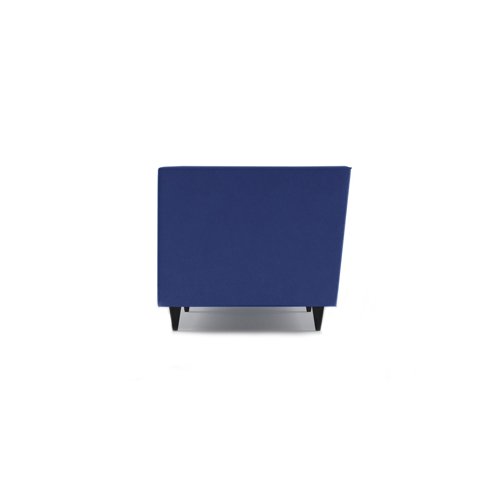 Bennett Three and a Half Seater Sofa by Bonham & Bonham Royal Blue 03
