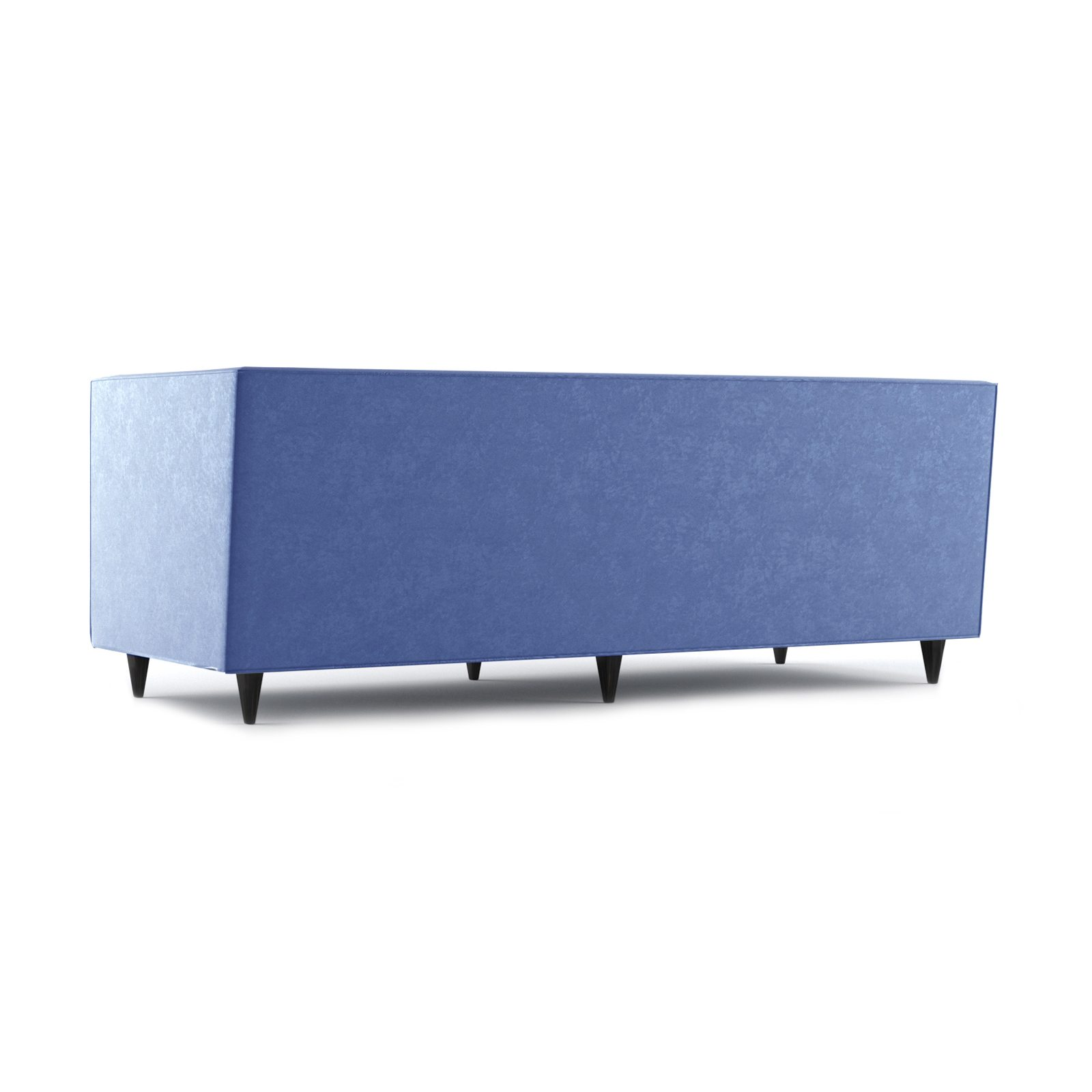 Bennett Three and a Half Seater Sofa by Bonham & Bonham Royal Blue 05