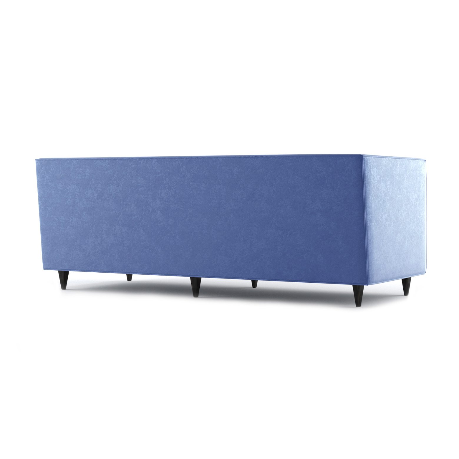Bennett Three and a Half Seater Sofa by Bonham & Bonham Royal Blue 08