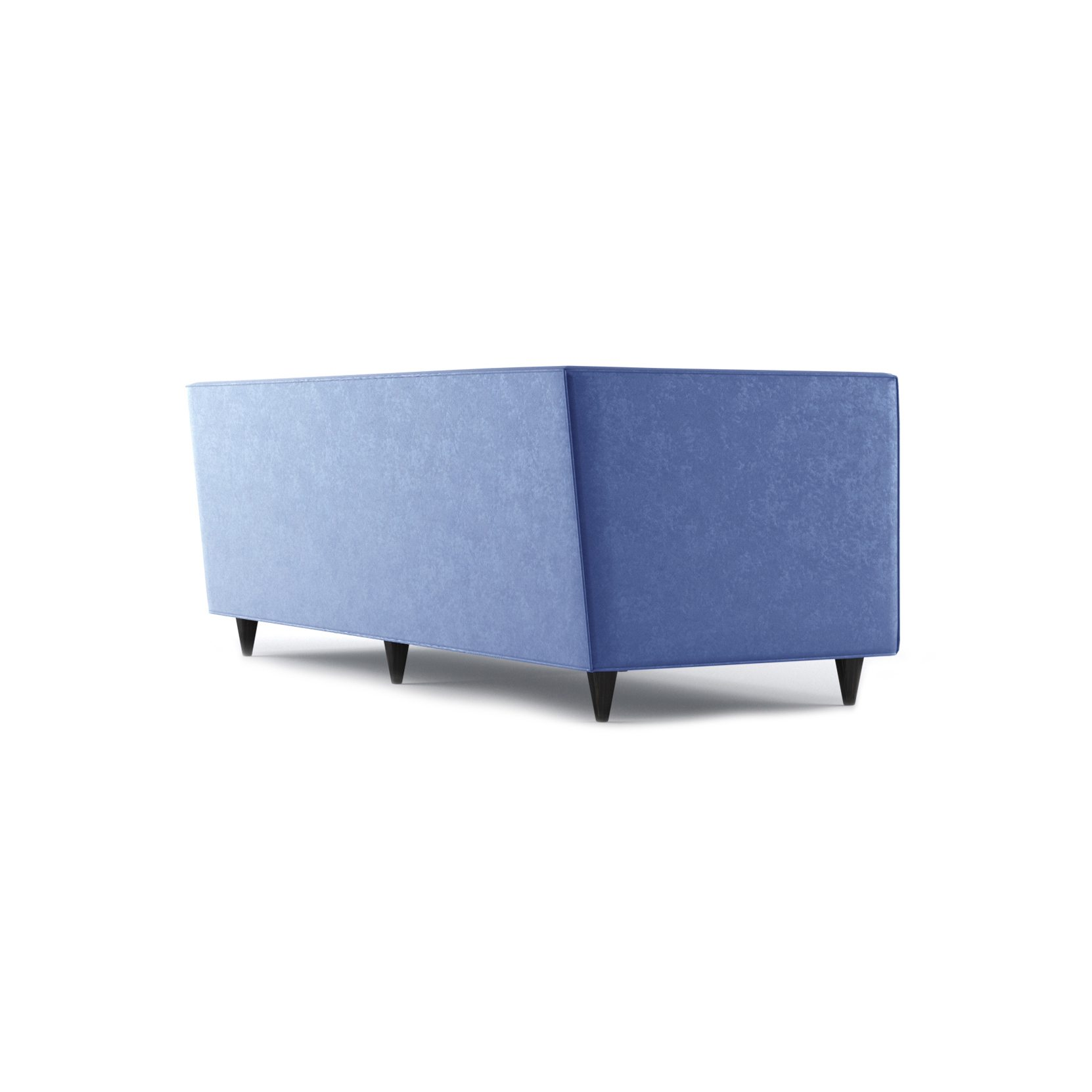 Bennett Three and a Half Seater Sofa by Bonham & Bonham Royal Blue 09