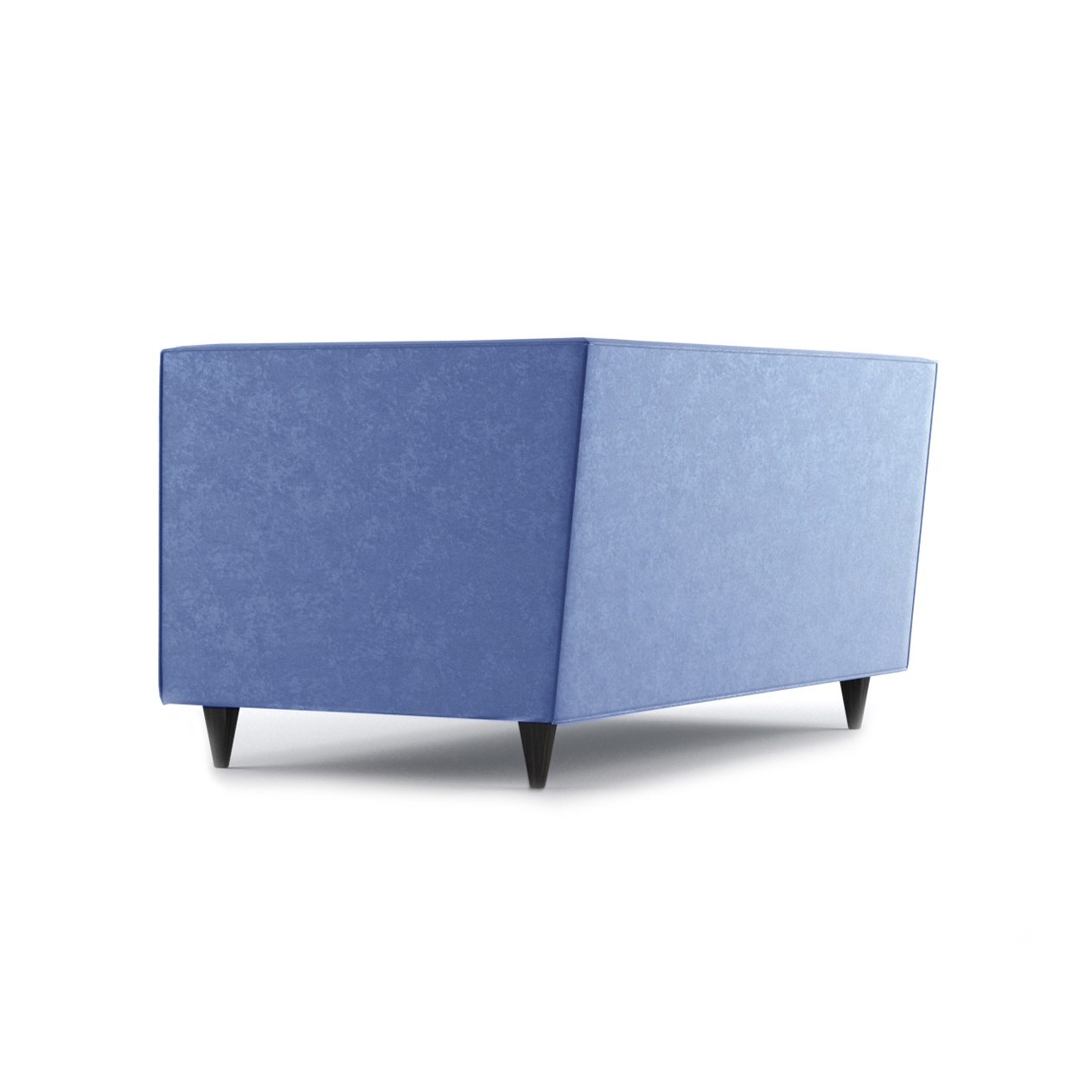 Bennett Two Seater Sofa by Bonham & Bonham Royal Blue 05