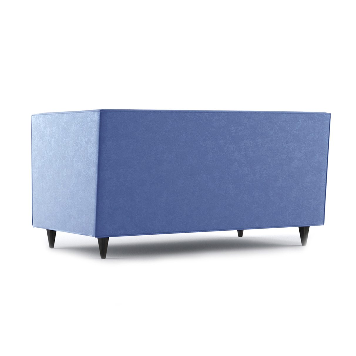 Bennett Two Seater Sofa by Bonham & Bonham Royal Blue 07