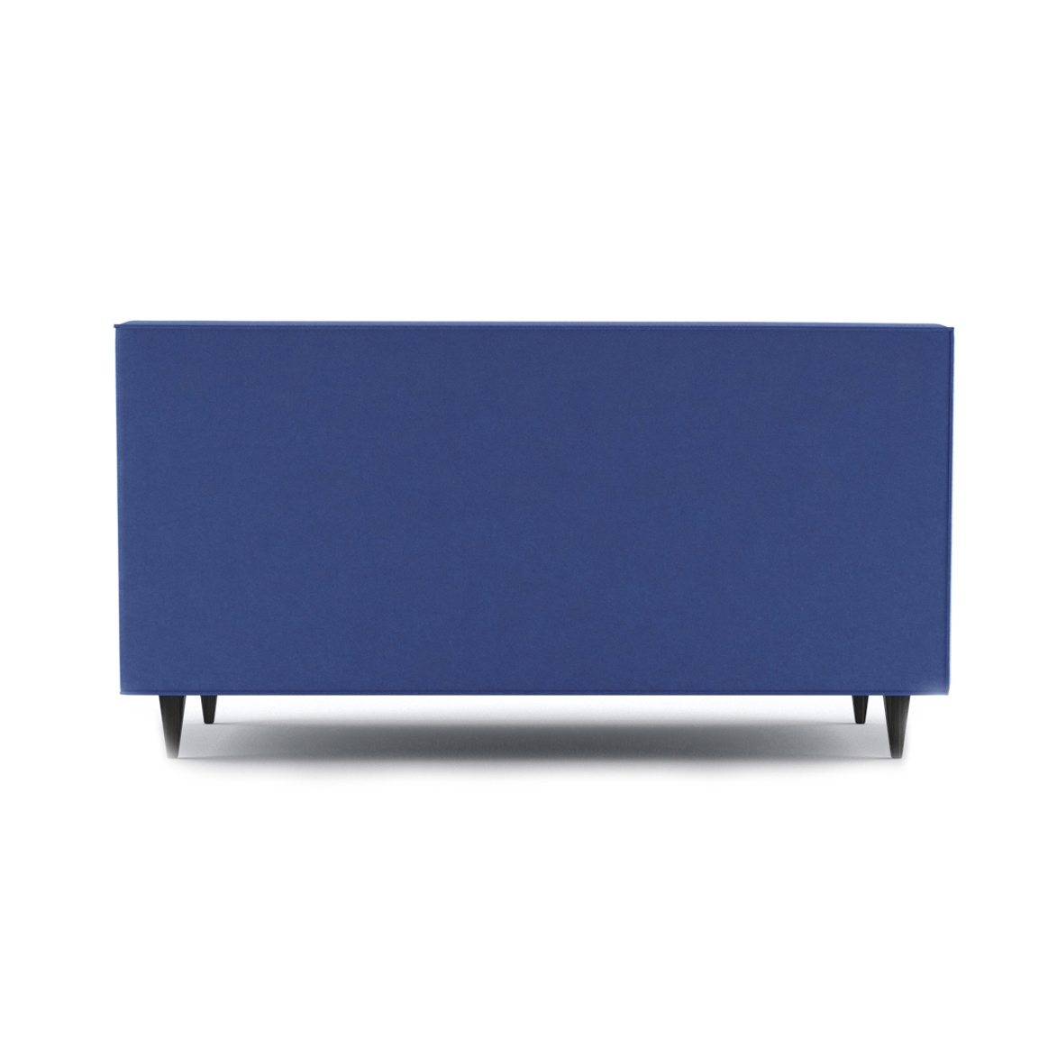 Bennett Two Seater Sofa by Bonham & Bonham Royal Blue 08
