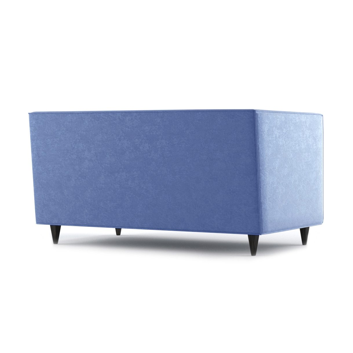 Bennett Two Seater Sofa by Bonham & Bonham Royal Blue 09