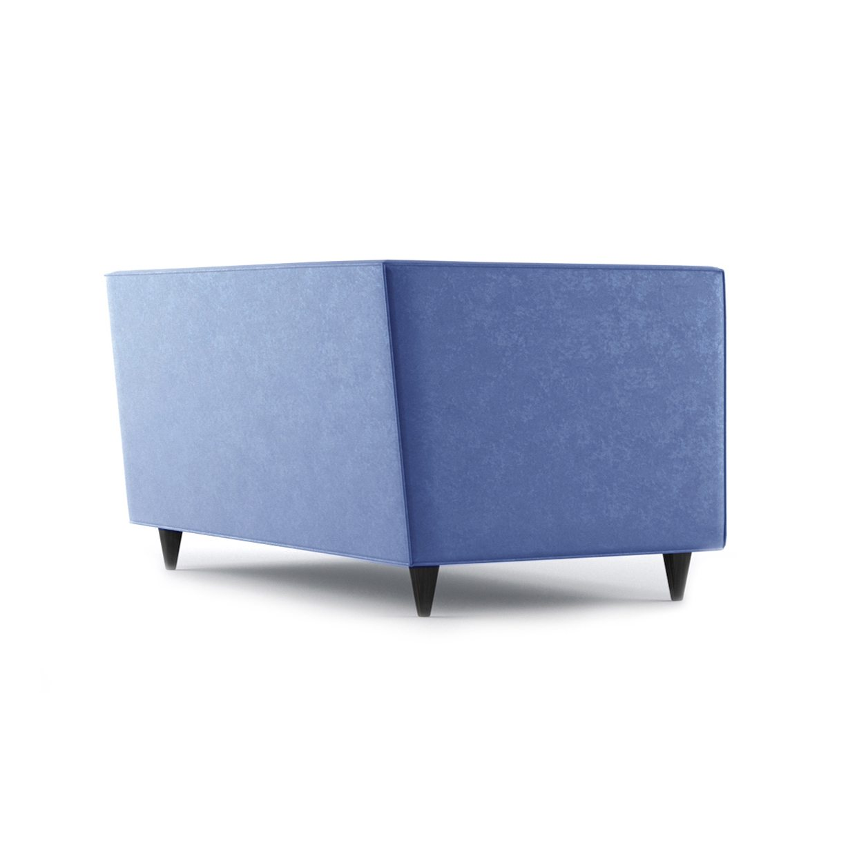 Bennett Two Seater Sofa by Bonham & Bonham Royal Blue 12