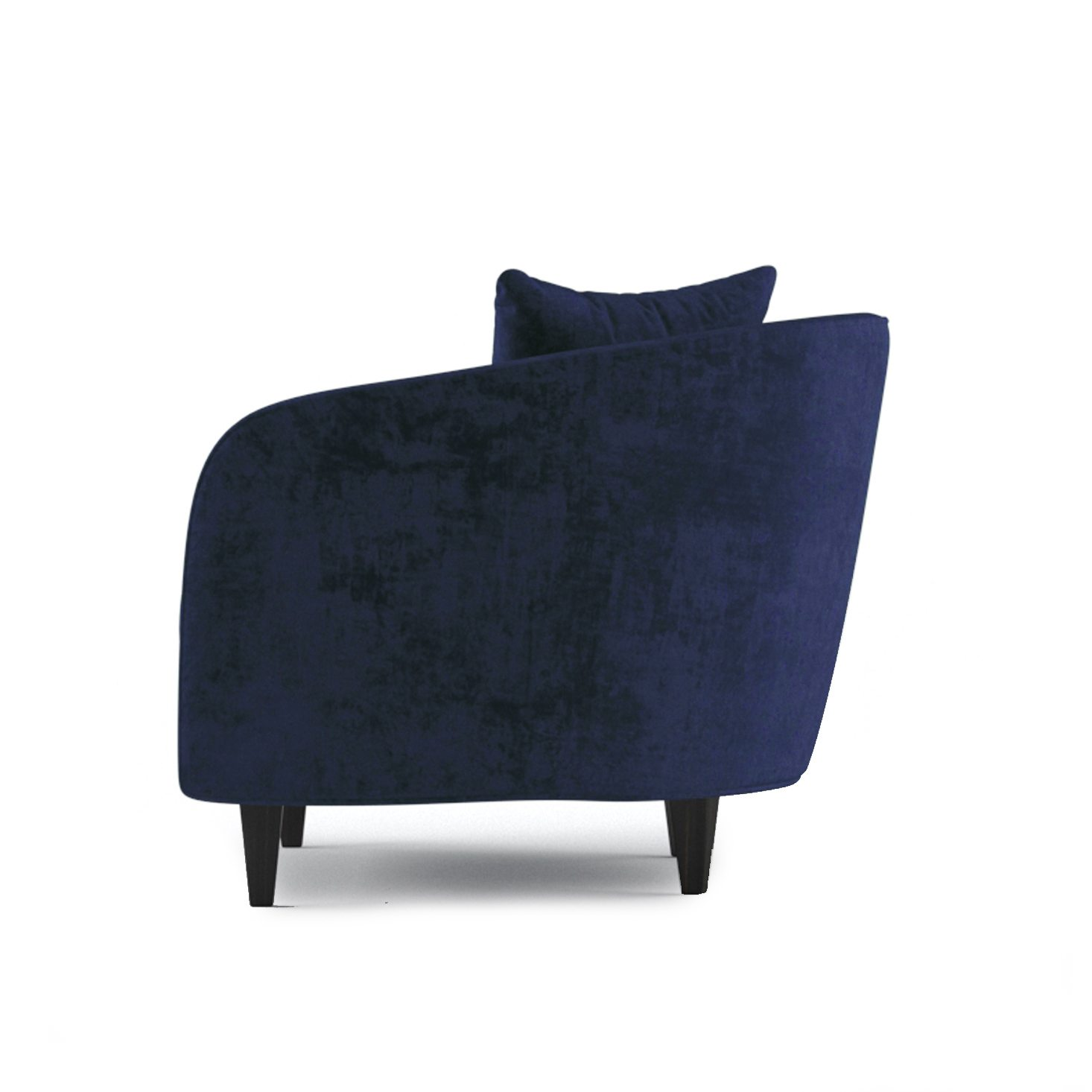 Cole Armchair by Bonham & Bonham Rich Blue 04