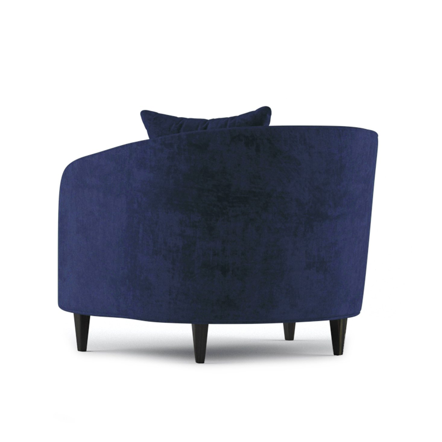 Cole Armchair by Bonham & Bonham Rich Blue 06
