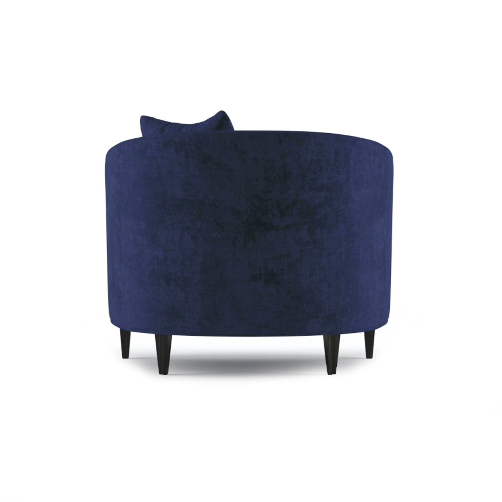 Cole Armchair by Bonham & Bonham Rich Blue 07