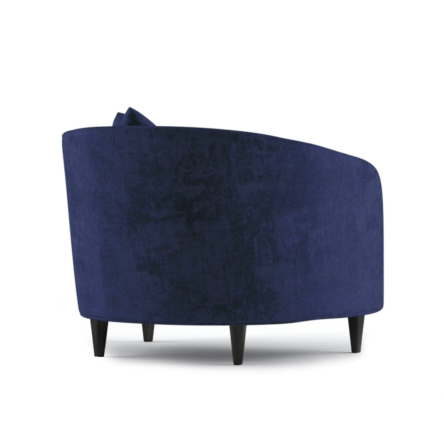 Cole Armchair by Bonham & Bonham Rich Blue 08