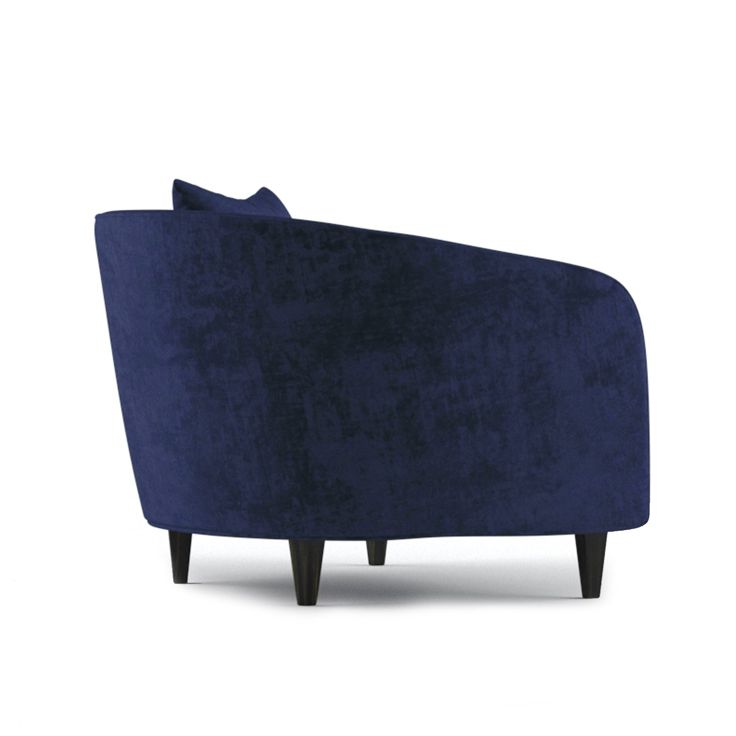 Cole Armchair by Bonham & Bonham Rich Blue 09