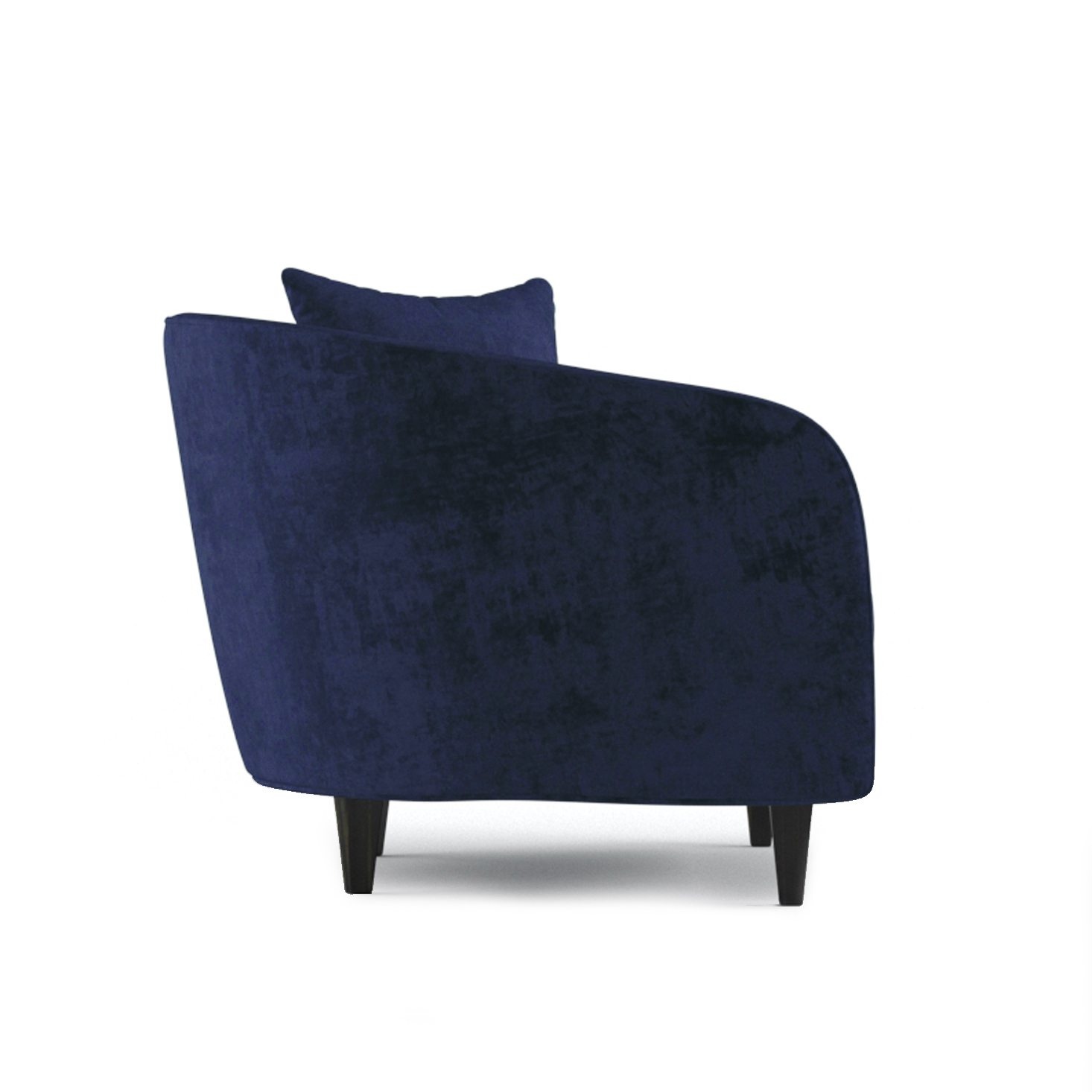 Cole Armchair by Bonham & Bonham Rich Blue 10