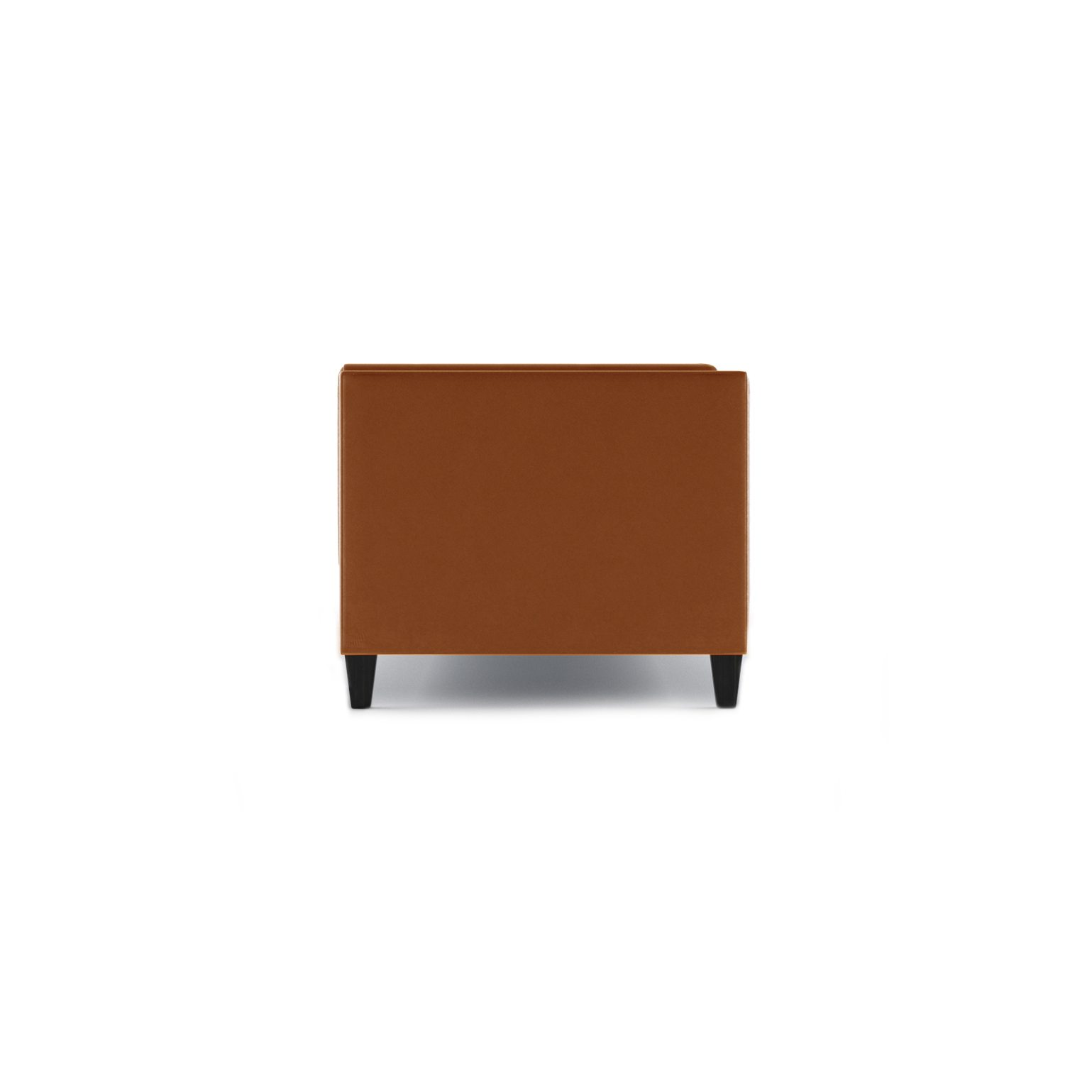 Coltrane Three and a Half Seater Sofa by Bonham & Bonham Burnt Orange 04