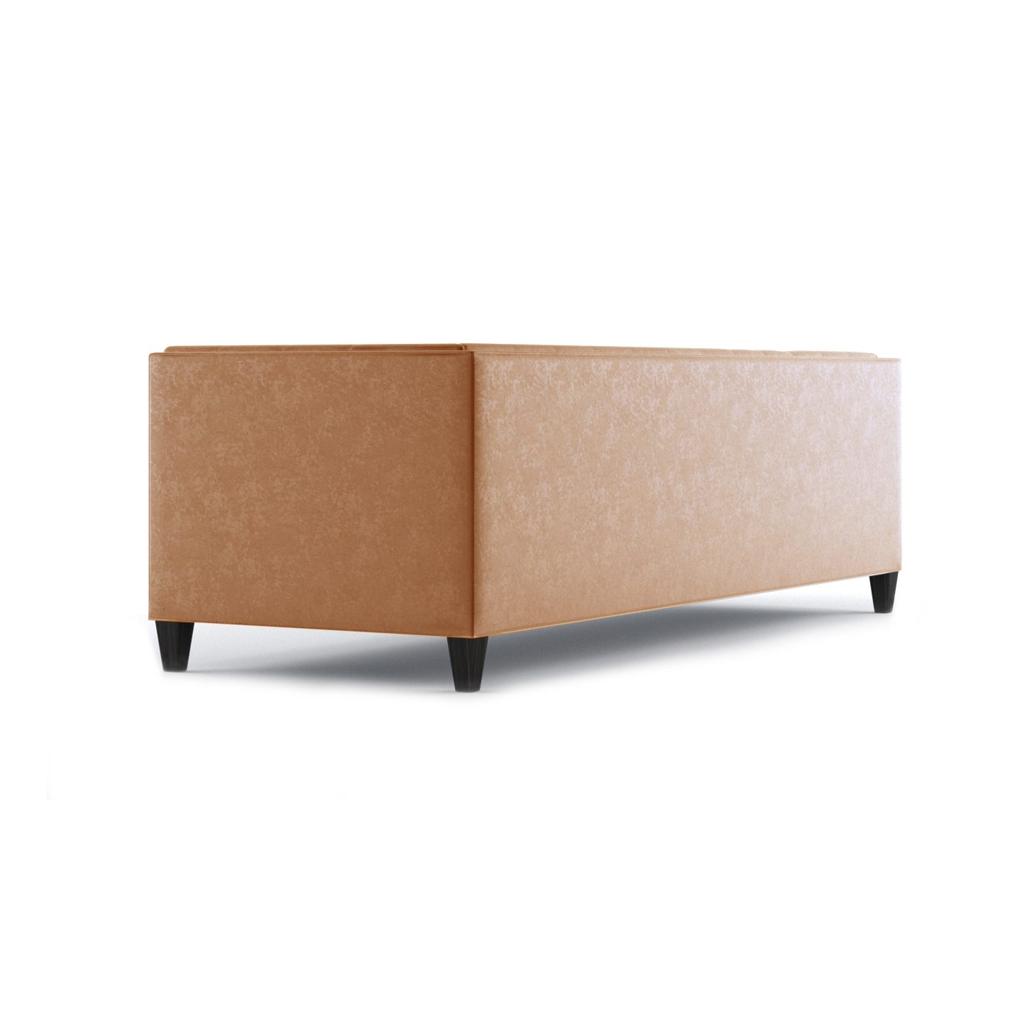 Coltrane Three and a Half Seater Sofa by Bonham & Bonham Burnt Orange 05