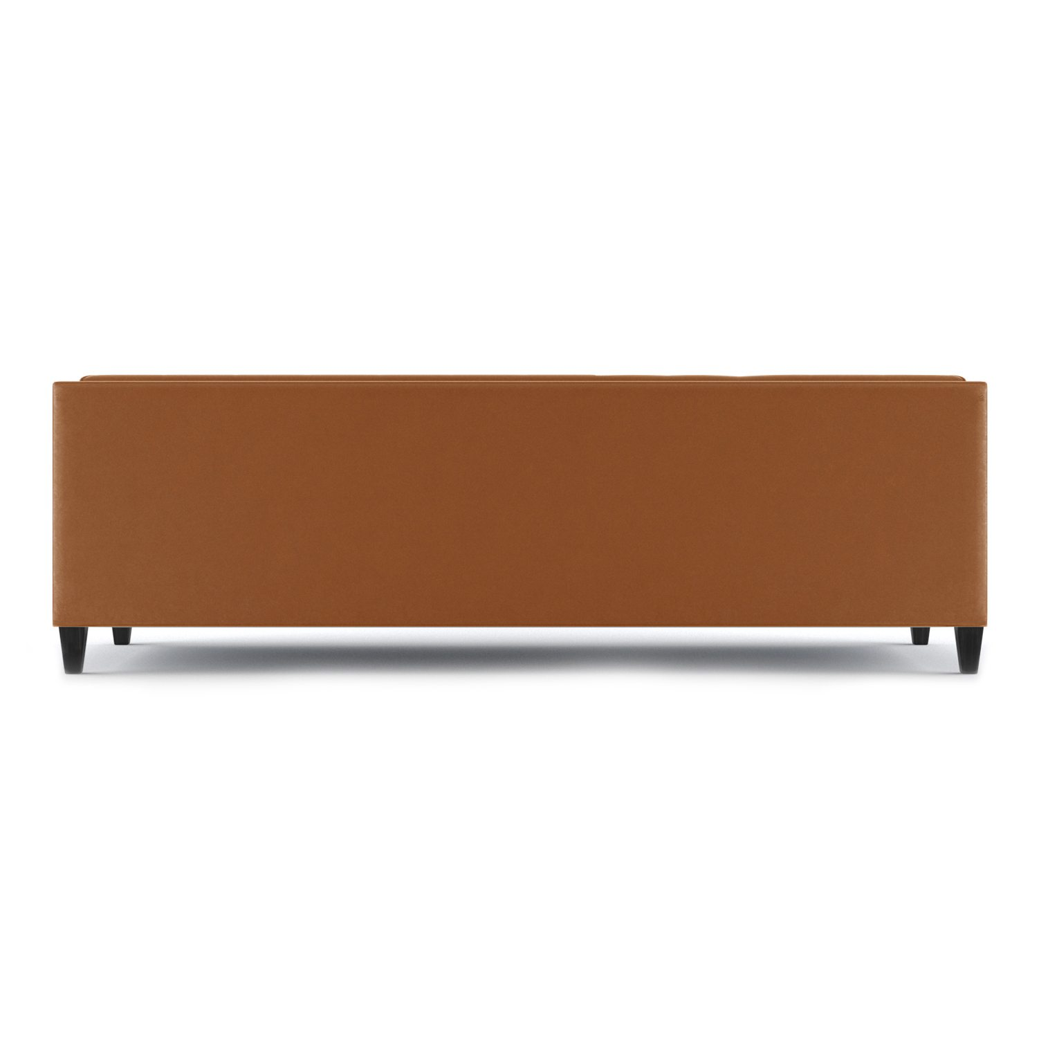 Coltrane Three and a Half Seater Sofa by Bonham & Bonham Burnt Orange 07