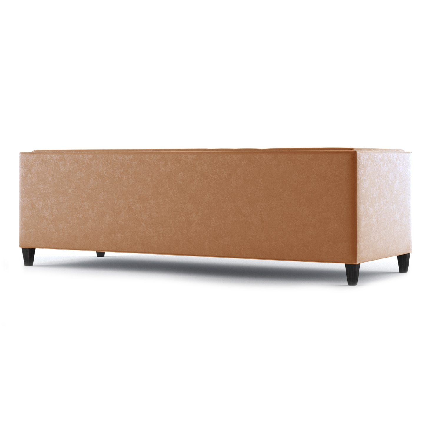 Coltrane Three and a Half Seater Sofa by Bonham & Bonham Burnt Orange 08