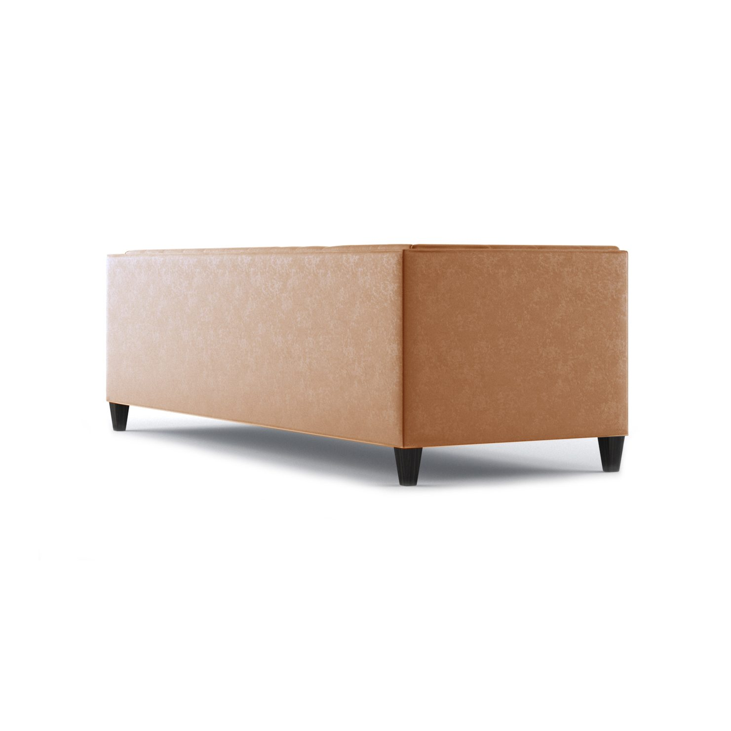 Coltrane Three and a Half Seater Sofa by Bonham & Bonham Burnt Orange 09