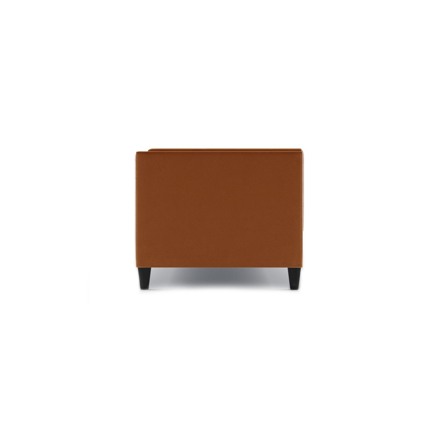 Coltrane Three and a Half Seater Sofa by Bonham & Bonham Burnt Orange 10